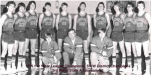 1976 Boys Basketball Team